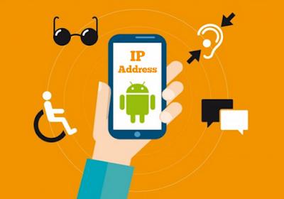 Cara mengetahui IP Address HP Android sendiri dan orang lain
