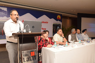 Jammu & Kashmir Tourism and Tourism Stakeholders of J&K focuses on Shri Amarnathji Yatra 2017
