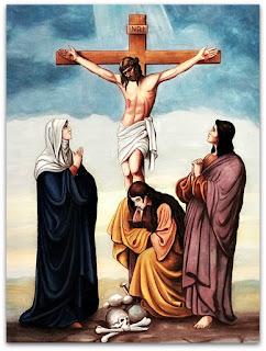 Cristo Crucificado - Igreja Matriz, Dona Francisca (RS)