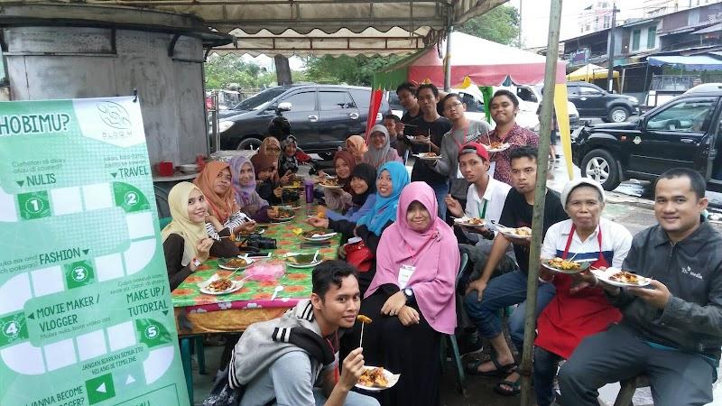 Wisata Kuliner Blogger Medan.Sssttt....Bukan Sekedar Icip-icip