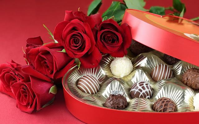 Top 5 Flowers-chocolates