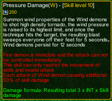 naruto castle defense 6.0 naruto Pressure Damage detail