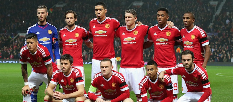 Ben Aquila's blog: Manchester United will play match ...