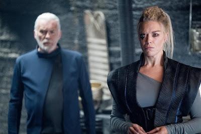 Krypton Season 2 Hannah Wadddingham Image 2