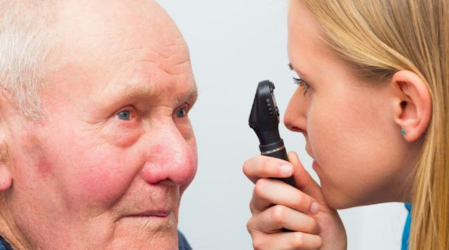 Glaukoma termasuk penyebab kematian tertinggi kedua di dunia setelah katarak