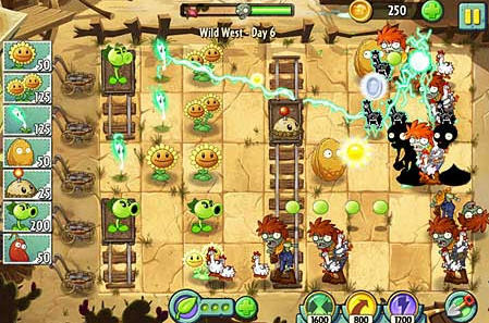 Plants vs. Zombies 2 (Universal) Review ~ Plants vs Zombies 2Plants vs Zombies 2: Plants vs. Zombies 2 (Universal) Review