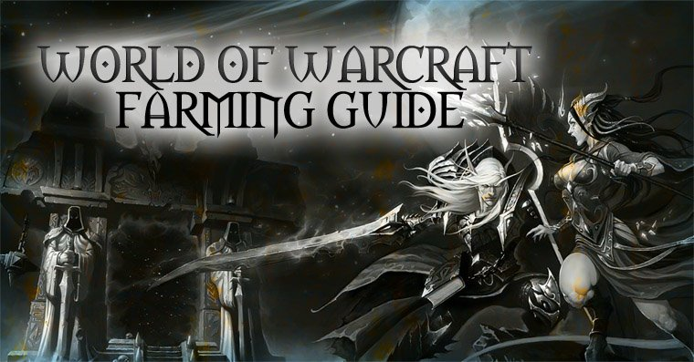 Master of World of Warcraft : Gathering guide, good for miners
