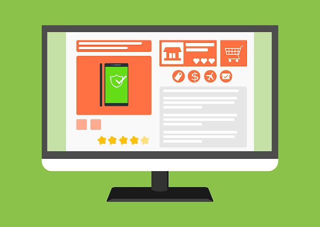 Penipuan Online Shop