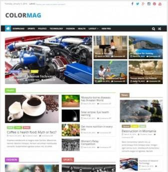 Colormag WP Theme Free Download