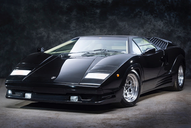 1989 Lamborghini Countach Anniversary Edition for sale at Historics At Brooklands for GBP 240,000 - #Lamborghini #Countach #Anniversary #supercar #tuning #forsale