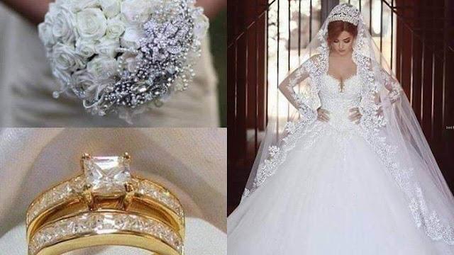 Que significa soñar con vestidos de novia