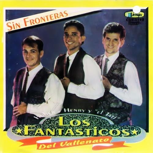 Lyrics de Los Fantasticos Del Vallenato
