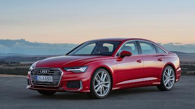 2019 Audi A6, Prix, Photos, Options, Dates de sortie # 2019A6