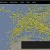 موقع لمشاهدة الطائرات تحلق في الوقت الحقيقي الحالي