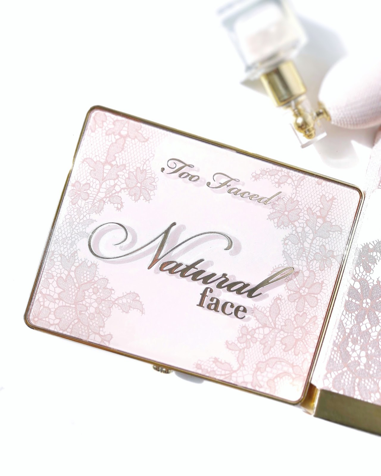 Paleta do twarzy Natural Face Palette Too Faced