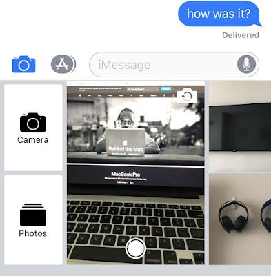 iOS 12 Camera Roll