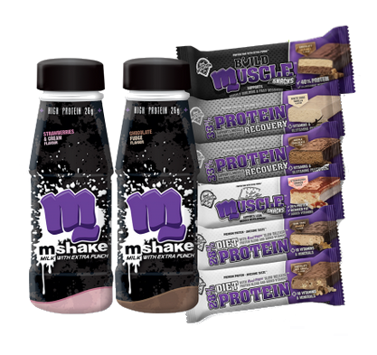 http://www.realnutritionco.com/products/trial-sizes/m-shake-and-protein-bars-variety-pack.html