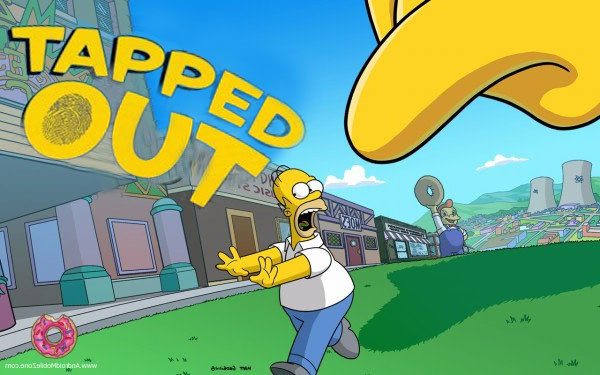 The Simpsons Tapped Out for Android MOD APK 4 37 6 - Games