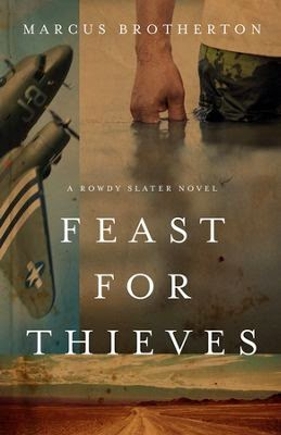 Feast for Thieves {Marcus Brotherton} | #bookreview #tingsmombooks