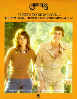The Carpenters - I Need To Be In Love