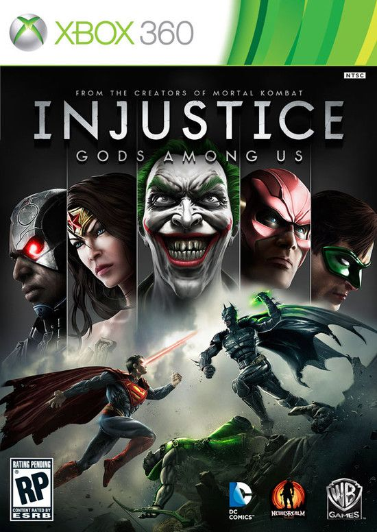 Injustice Gods Among Us Xbox 360 Game Free Download |Free ... Xbox 360 Game Covers Download