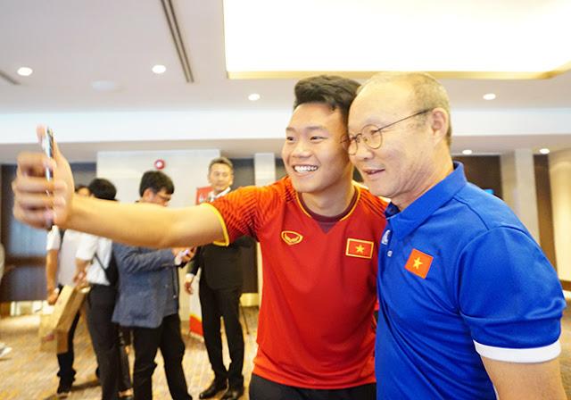 HLV Park Hang Seo cảnh báo dàn SAO U23 Việt Nam 1