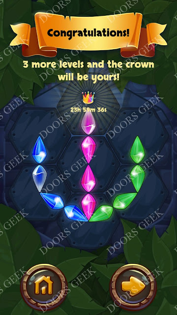 Gems & Magic [Tourmaline] Level 2 Solution, Walkthrough, Cheats