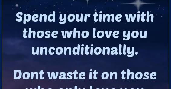 Daveswordsofwisdom.com: Spend Time With Those That Love
