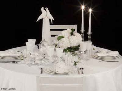 idée de décoration pour salle de mariage a faire sois même