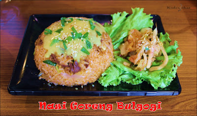 Nasi goreng Bulgogi