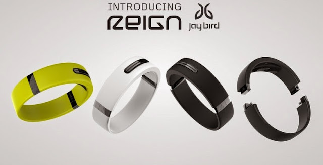 Must Have Swimming Gadgets - Jaybird's Reign Fitness Tracker