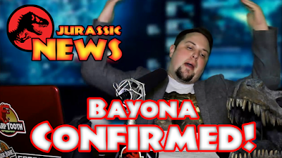Jurassic World 2 News - Bayona Confirmed