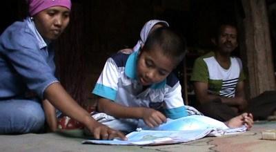 Membongkar Cara Belajar Rizky Bocah SD yang Putus Sekolah Karena Terlalu Cerdas