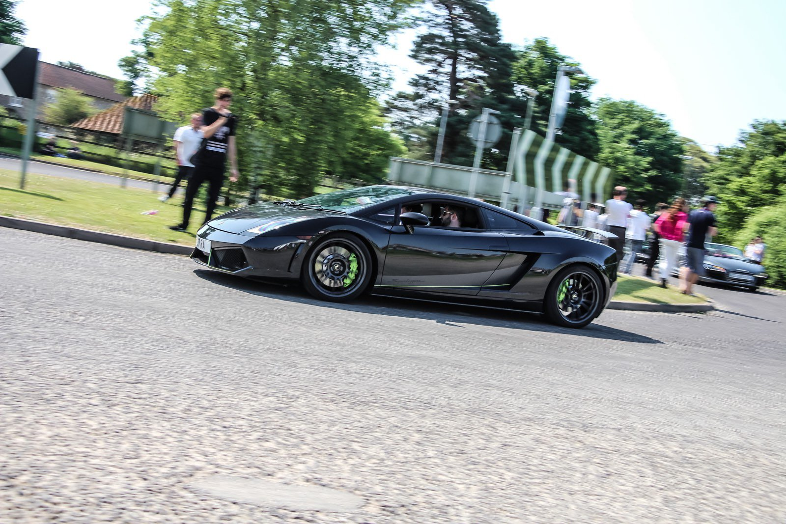 Goodwood Breakfast Club 2016