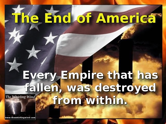 Usa Going Collapse