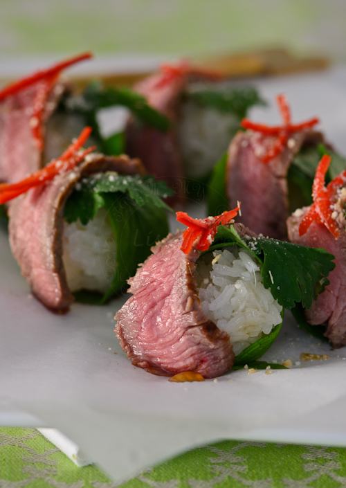 Thai Waterfall Beef Salad