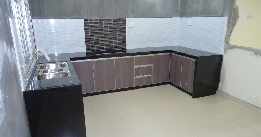 Projek Kabinet Dapur Di Mentaloon Kedah Kabinet Dapur