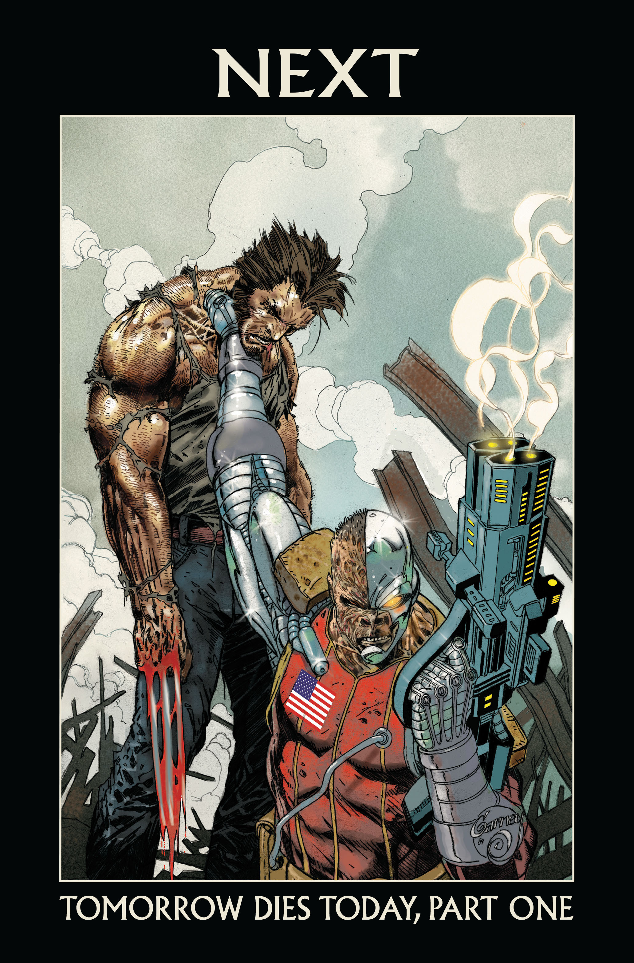 Read online Wolverine: Weapon X comic -  Issue #10 - 25