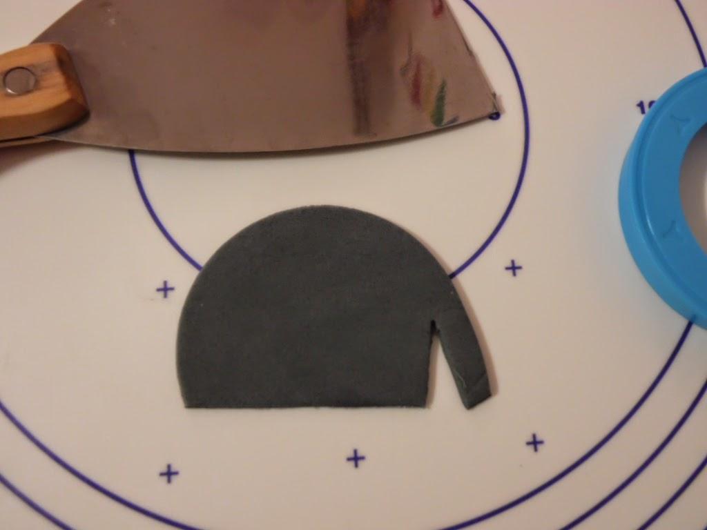 arabella torte jagodina fondant elephant tutorial tutorijal za sloncice od fondana. Black Bedroom Furniture Sets. Home Design Ideas