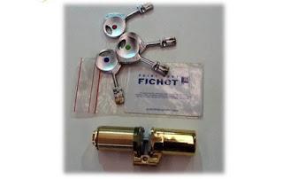 787 Cilindro Fichet