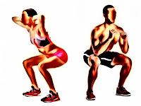 Variasi gerakan squat