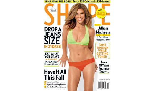 Shape Mag + Sports Bras