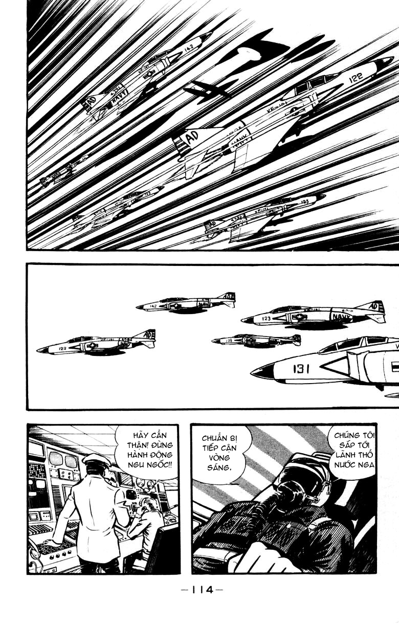 DevilMan chapter 19 trang 28