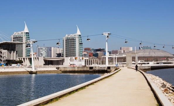 O que fazer em Lisboa - Teleférico de Lisboa