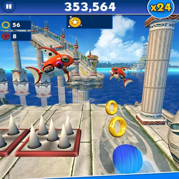 Download Sonic the Hedgehog Free games