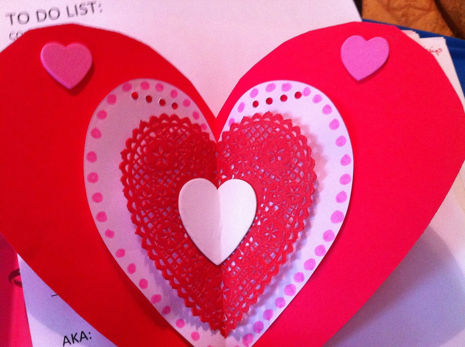 homemade valentine card ideas for husband valentine s day info