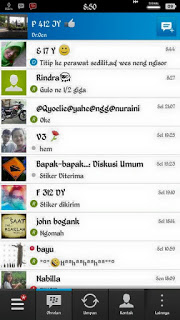 BBM Simple MOD Original v2.8.0.21 APK