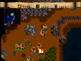 Warcraft II: The Dark Saga screenshot 2