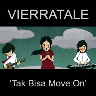 Download Lirik Vierratale – Tak Bisa Move On