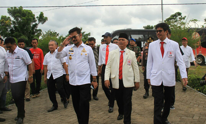 Di Depan Gubernur, Bupati Enrekang Puji Kepemimpinan IYL